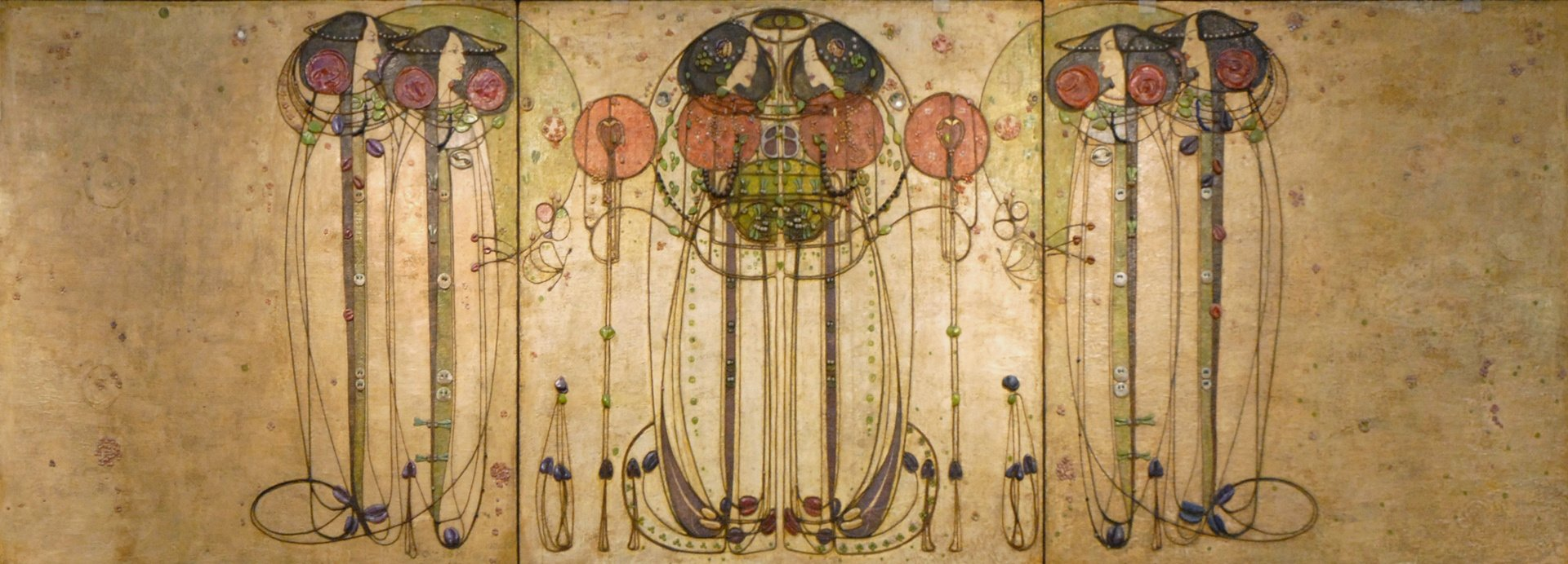 Wassail, Charles Rennie Mackintosh