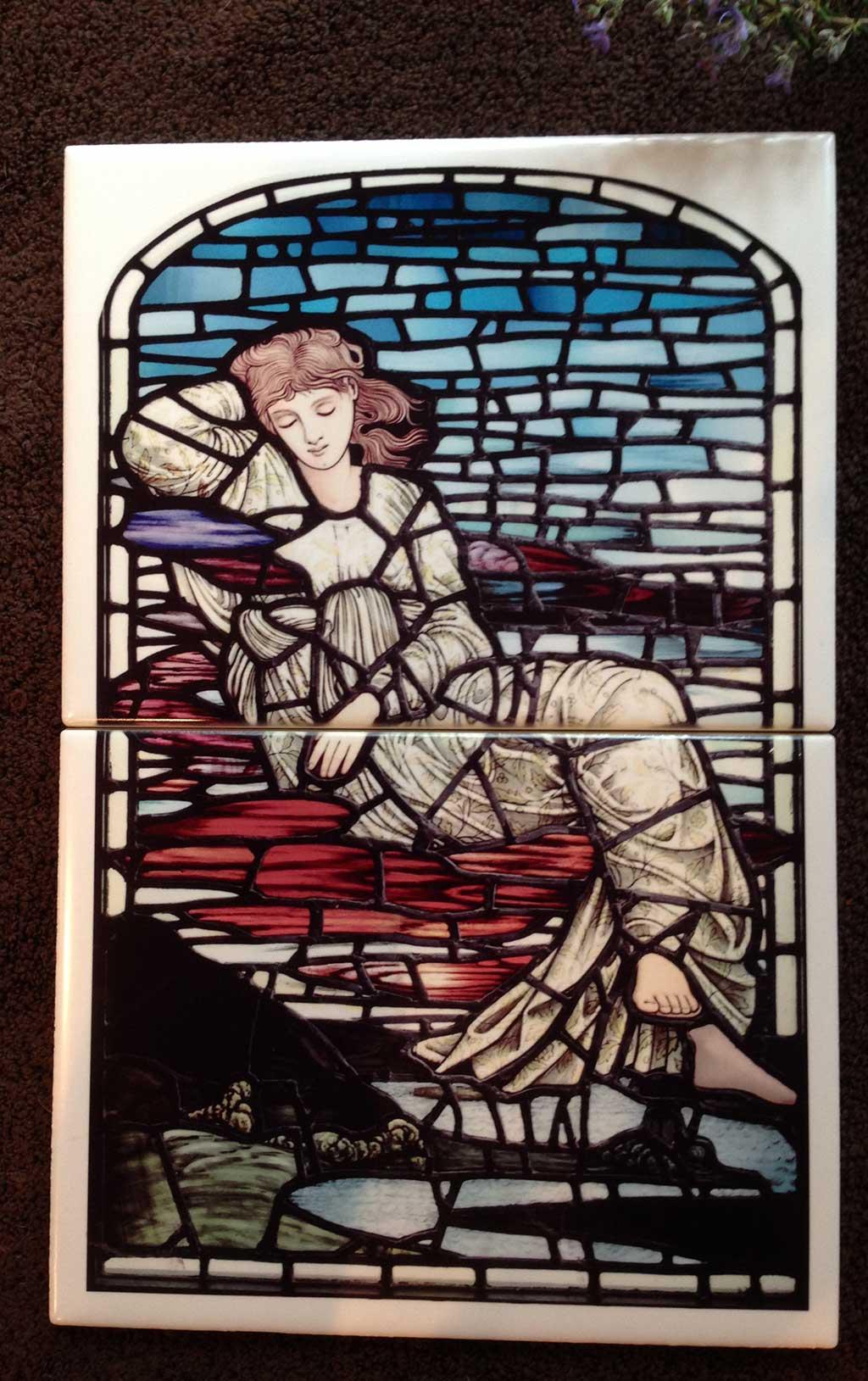Evening Star, Edward Burne-Jones