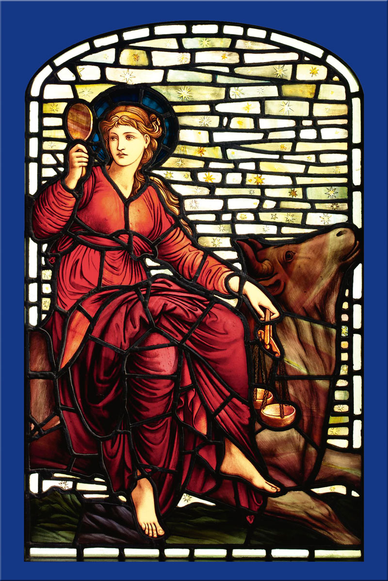 Luna, Edward Burne-Jones
