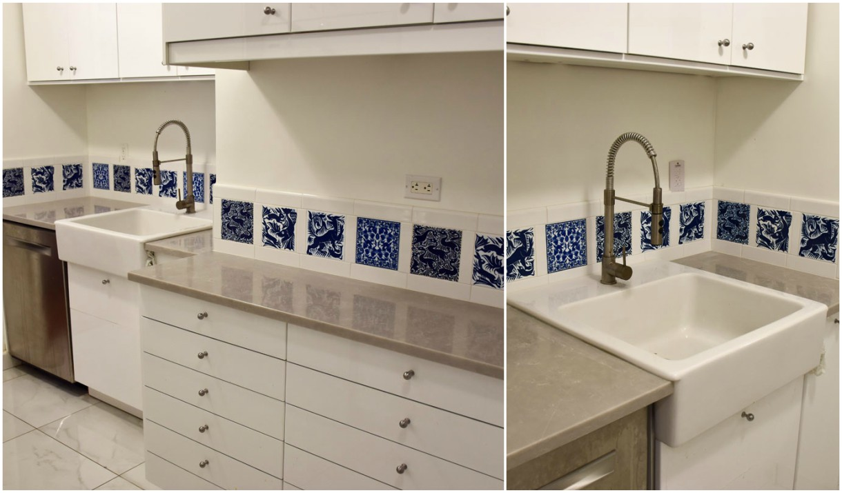 Kitchen Tile Borders And Accent Tiles