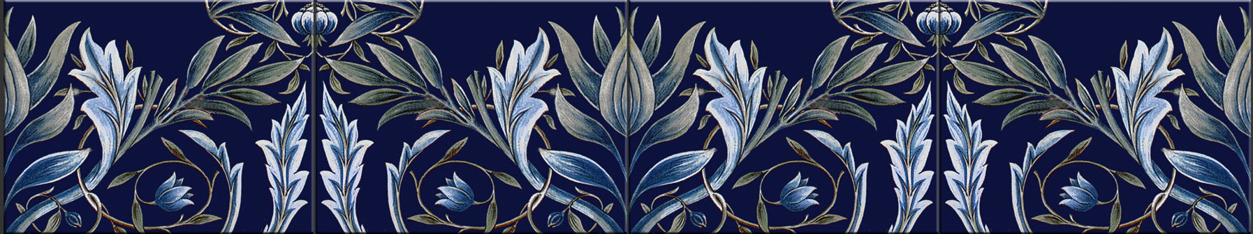 William Morris, Membland border tiles