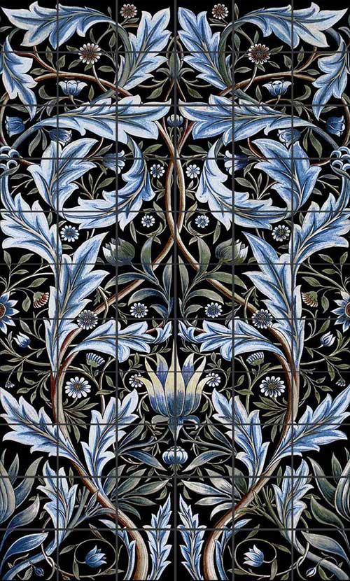 Victorian Decorative Tiles What Makes A Tile Victorian