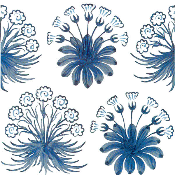 William Morris early daisies