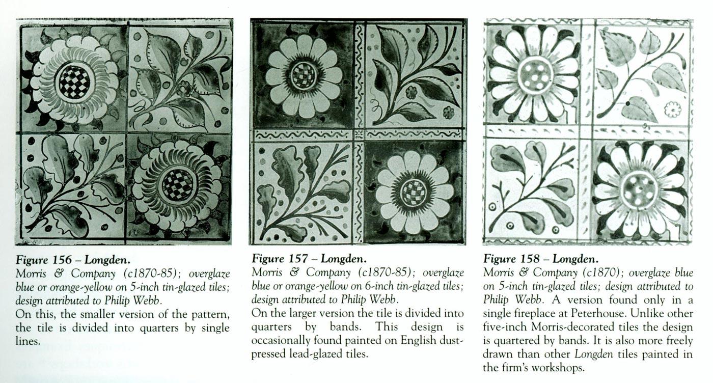 Morris and Co Longden designs
