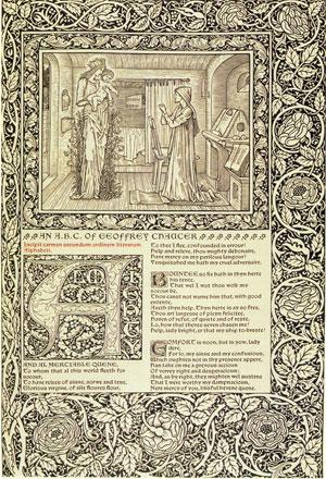 Kelscott Chaucer