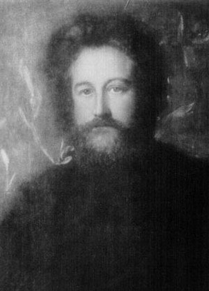 William Morris at age 36