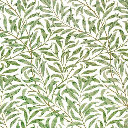 William Morris: Willow Wallpaper