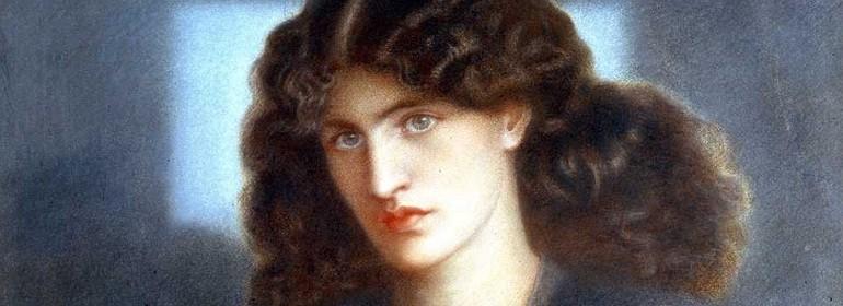 Jane Burden Morris, La Donna Della Finestra, Dante Gabriel Rossetti