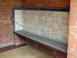 Pilgrim's Rest Bench at Red House