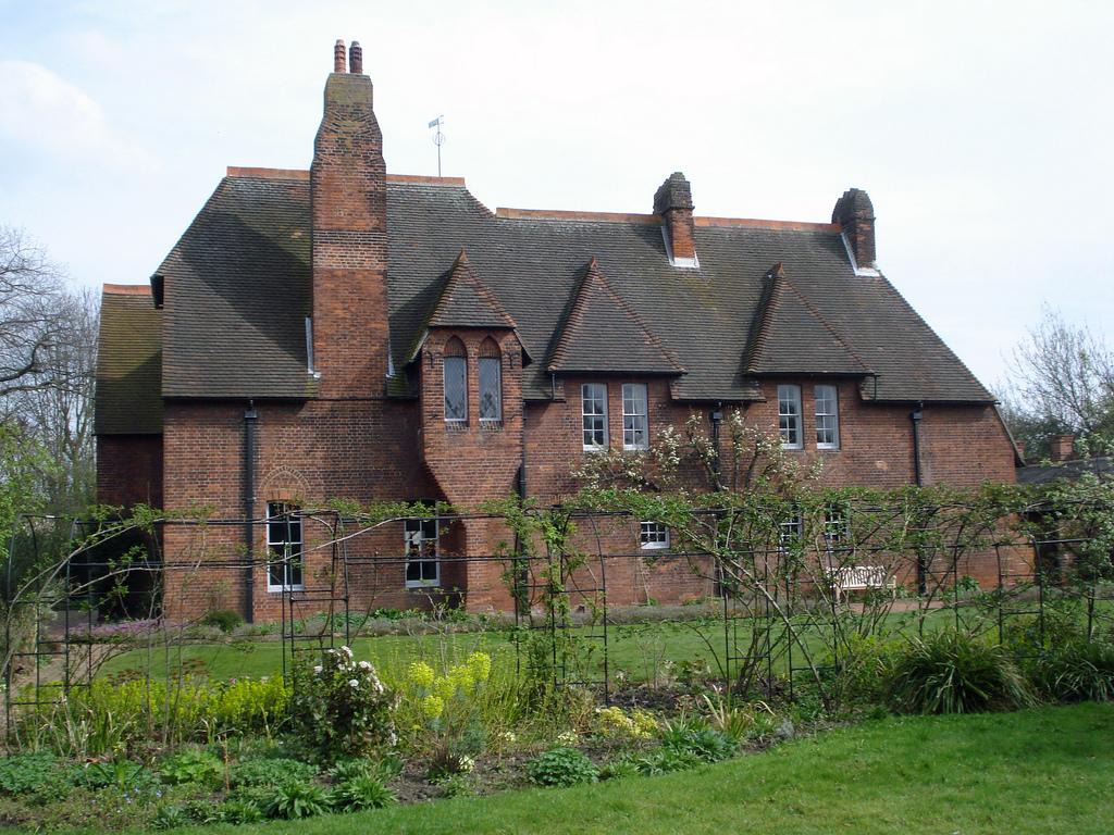 Red House  Trellises