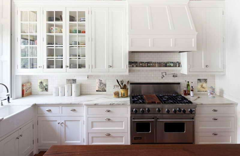 Fairy Kitchen undercabinet backsplash