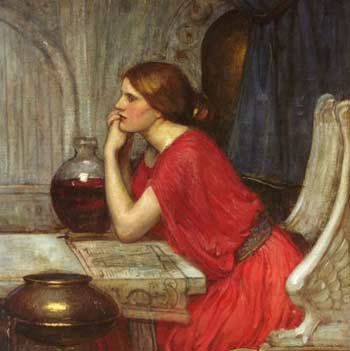 Waterhouse, Circe
