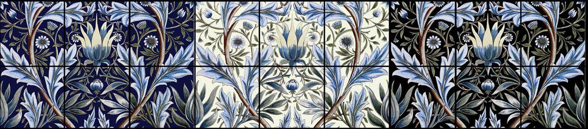 Membland tile pattern