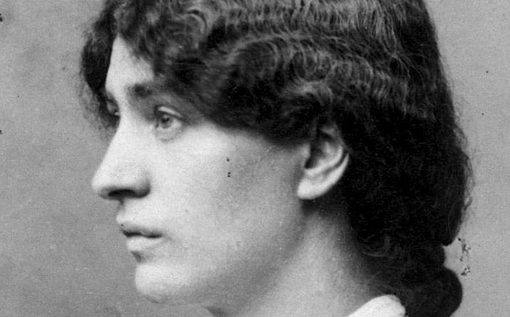 Jane Burden Morris, 1860