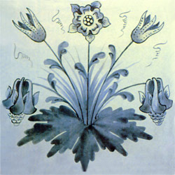 William Morris, Columbine