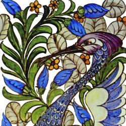 William De Morgan, Fantastic Bird