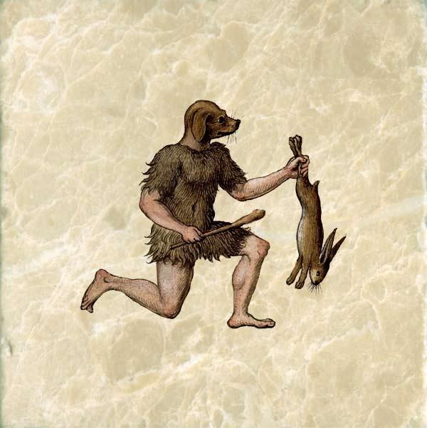 Dogheaded hunter