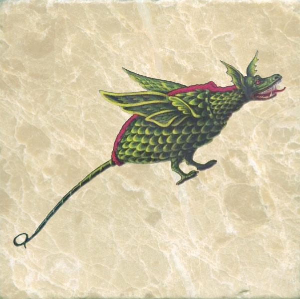 Back and Company's Old Snap Spirits Dragon, 1832