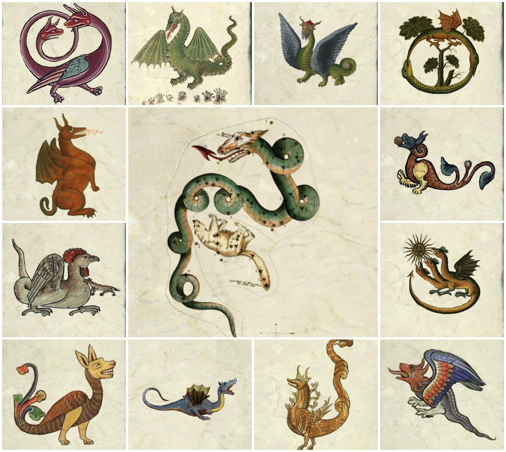 Bestiary Dragons