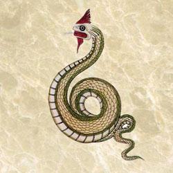 The Lambton Worm of Durham