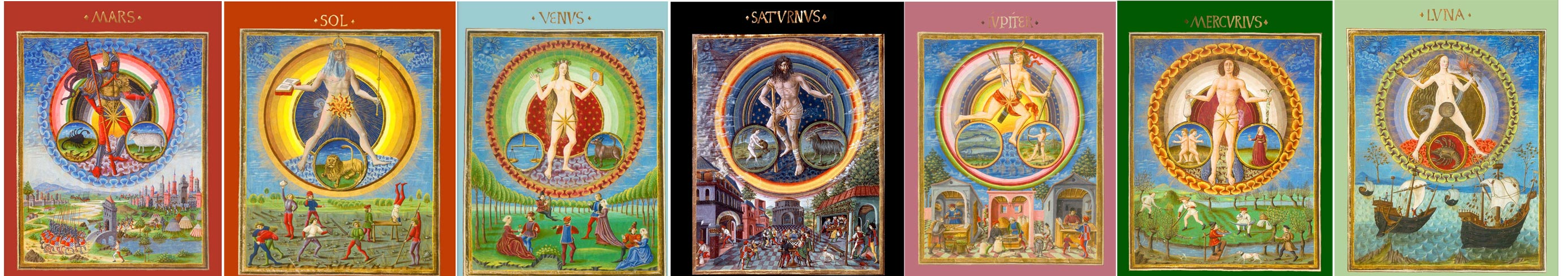De Sphaera Mundi tiles