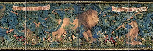 William Morris 'The Forest