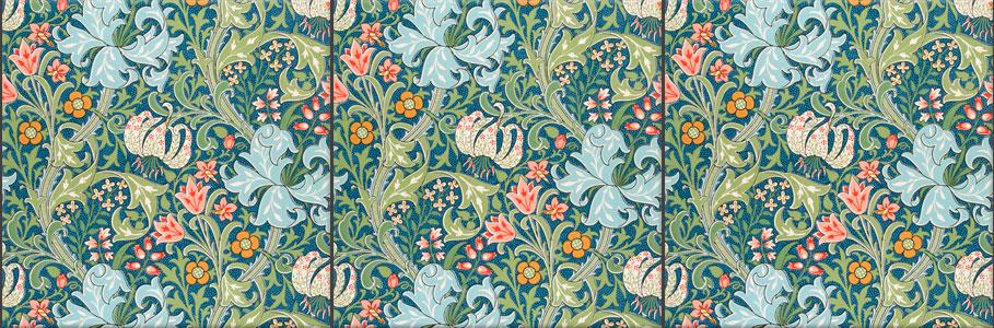 William Morris: Golden Lily
