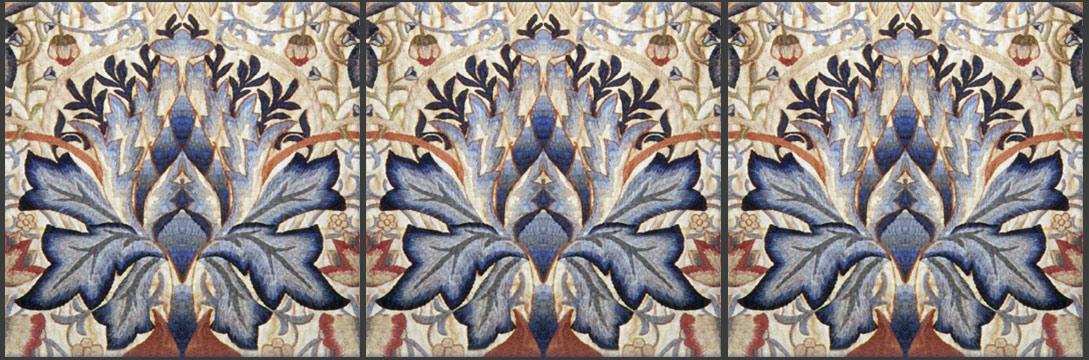 William Morris Artichoke