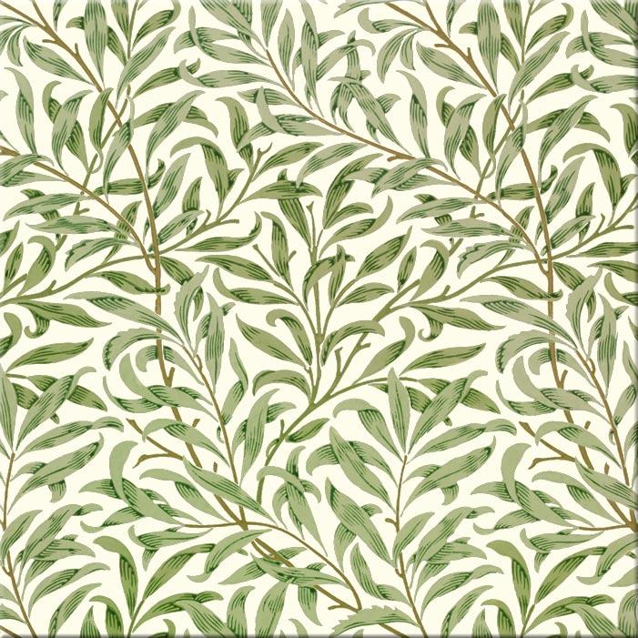 Kelmscott Willow Bough Pattern