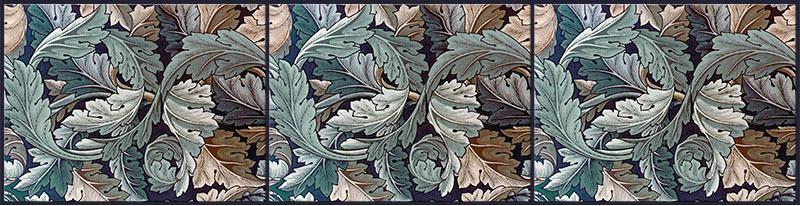 William Morris Acanthus tiles