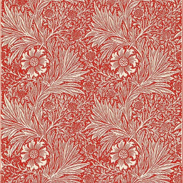 William Morris Marigold tile