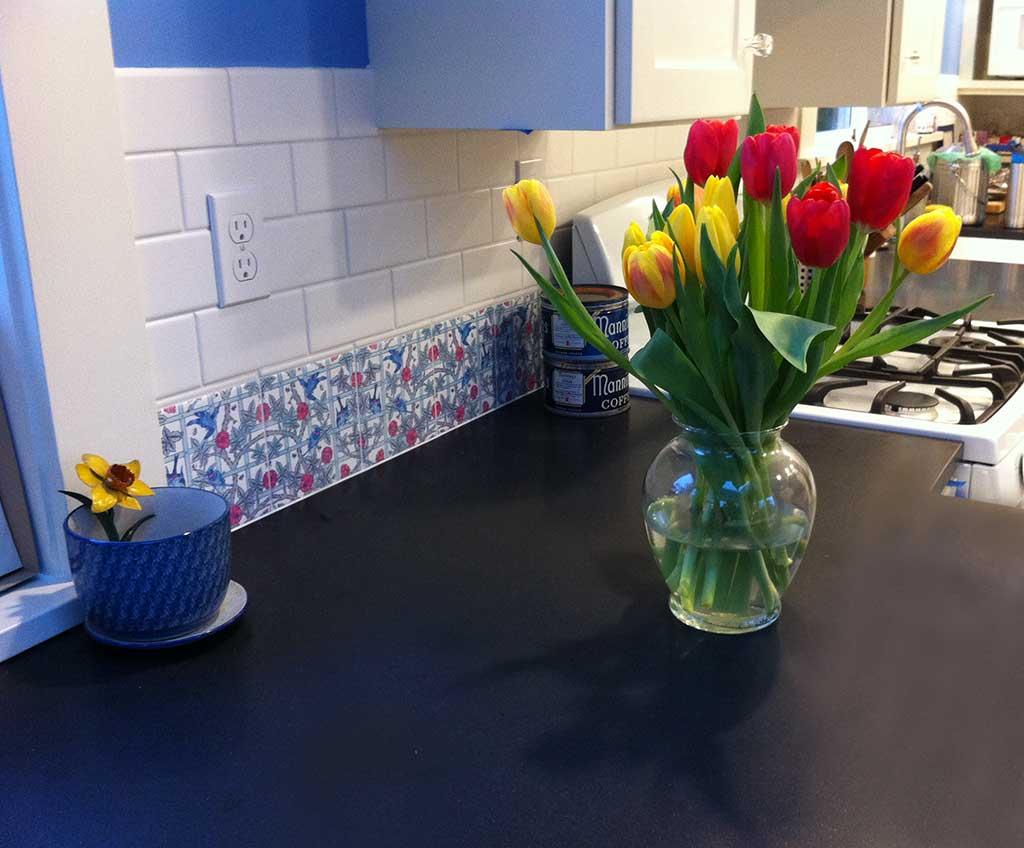 Bird and Trellis kitchen